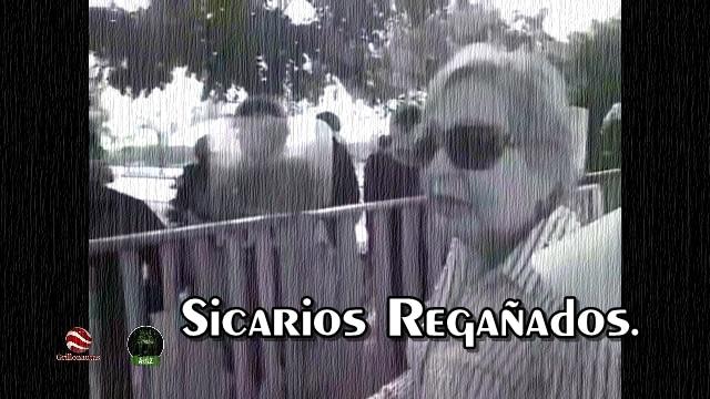 Ciudadana les 'lee la cartilla' a los sicarios antimotines en Quintana Roo.