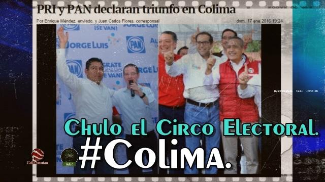 #Colima Robo de boletas, acusaciones, papeletas marcadas, heridos. ¡Vamos, circo electoral, pues!