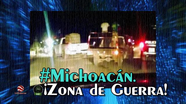 Michoacán sigue estando en guerra. 'El Tísico' trabajaba para el gobierno.