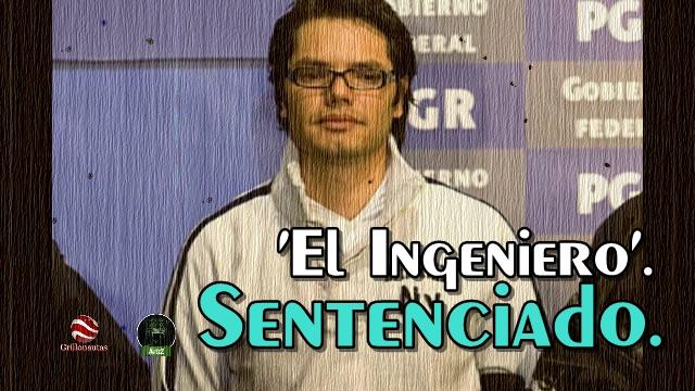 Sentencia a Vicente Carrillo 'El Ingeniero', hijo del 'Señor de los Cielos'.