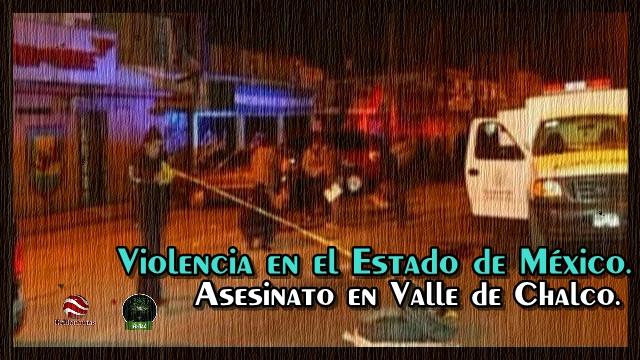 Cuelgan a un hombre de un puente en Valle de Chalco, EdoMex.