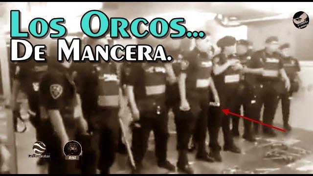 'Los orcos' de Miguel Ángel Mancera. #PolecíasEnAtsión.