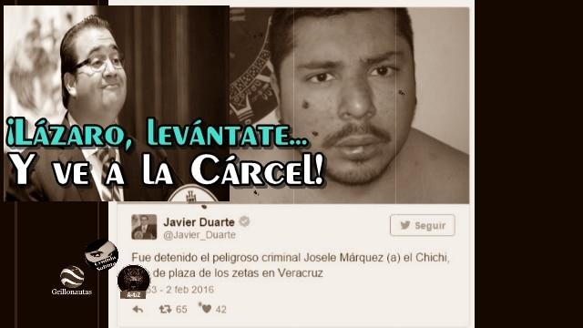 Veracruz; el estado donde 'reviven delincuentes muertos', por 'estrategia'.