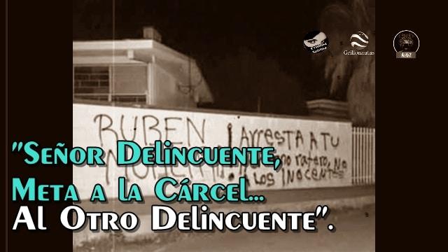 Moreira regresa a México y en Saltillo piden a su hermano que lo encarcele.