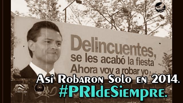 Un priísta será candidato del PRD y PAN en Zacatecas ¡Viva el circo electoral!