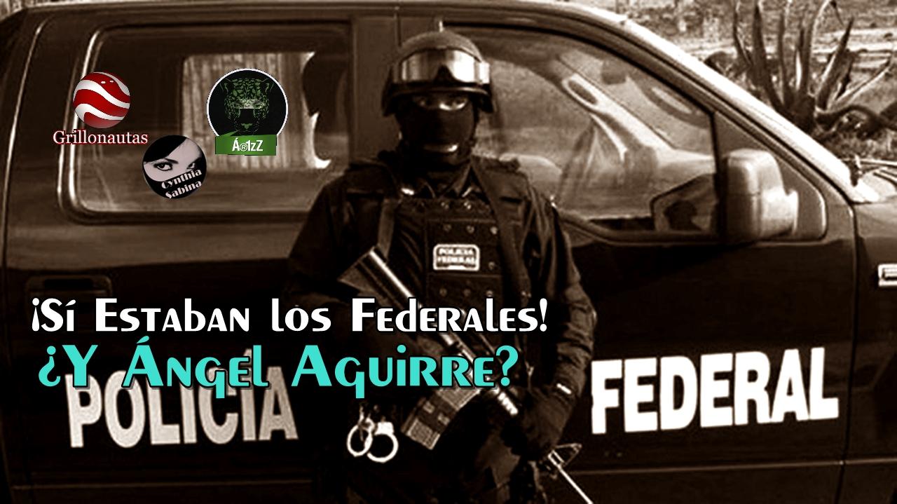 Ángel Aguirre ordenó el ataque en Iguala, porque en el Ómnibus iban 5 millones de dólares en droga y efectivo.