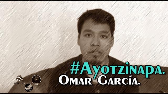 El chisme, para los chismosos; para nosotros, la verdad: Omar García.#Ayotzinapa.