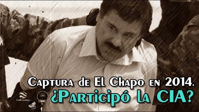 SEMAR debe entregar datos de la captura de El Chapo en 2014.