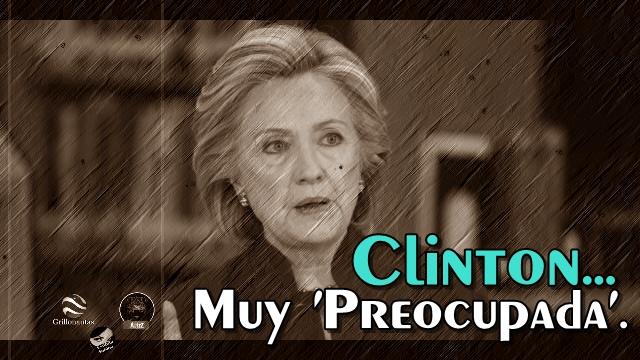 Clinton está 'preocupada' por la tortura en México.