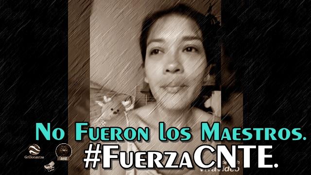 Los maestros no empezaron las agresiones en Chiapas (Testimonio).