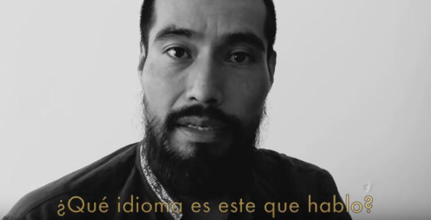 Maestros bilingües retan a EPN y a su novio, Aurelio Nuño, a traducir los idiomas que hablan.