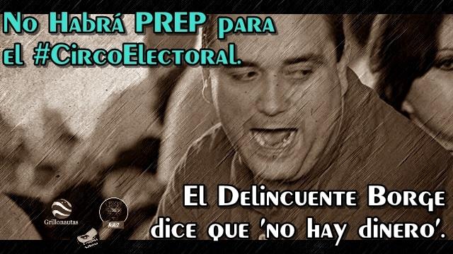 ¿Apostamos? El próximo domingo habrá fraude en Quintana Roo. #CircoElectoral.