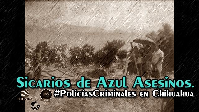 Policías de Chihuahua matan a dos niños, porque iban a detener a un secuestrador.