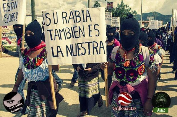 Lanza EZLN comunicado sobre la masacre en Nochixtlán, Oaxaca.