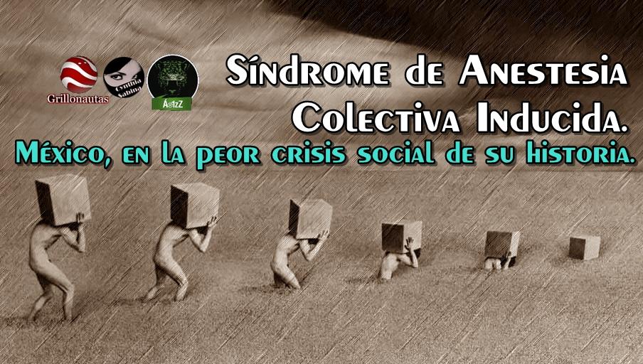 Síndrome de Anestesia Colectiva Inducida.
