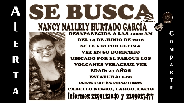#Alerta. Desaparece activista en Veracruz. Había recibido amenazas por criticar al PRI.