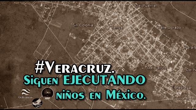 Dos disparos en la cabeza. Ejecutan a una niña en Veracruz.