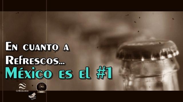 Femsa se ríe de los mexicanos. Seguimos siendo el principal consumidor de refrescos.