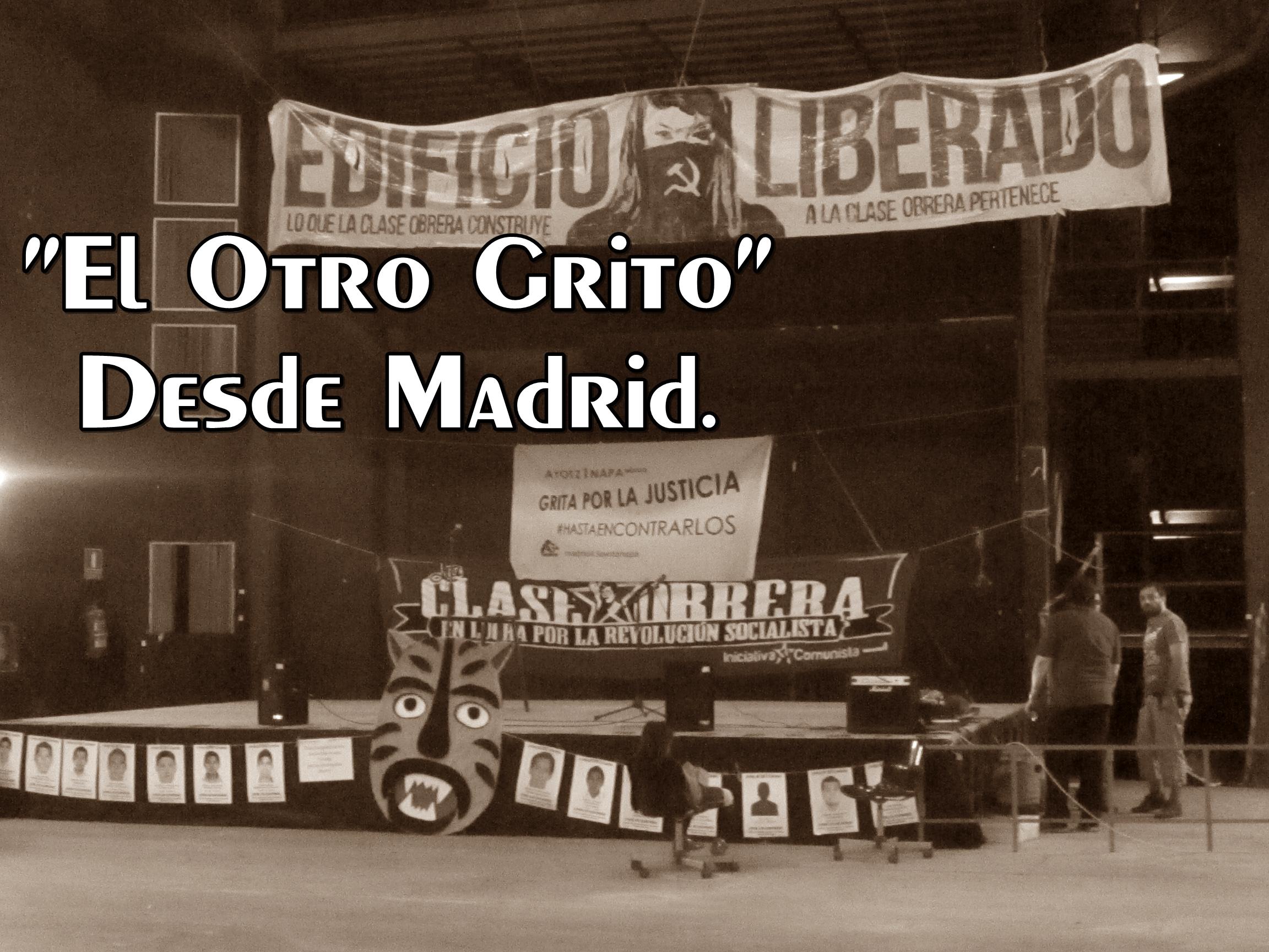 En Madrid,