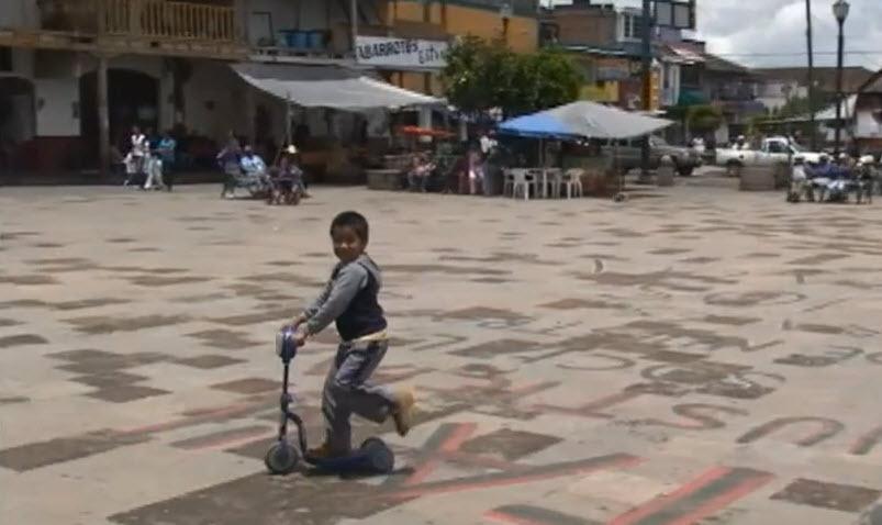 La comuna de Cherán. (Documental).