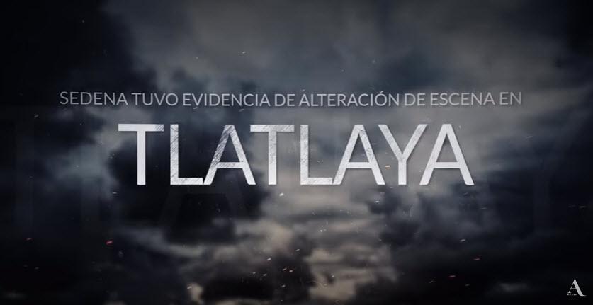 Sedena tuvo evidencia de alteración de escena en Tlatlaya desde el primer día (Video)