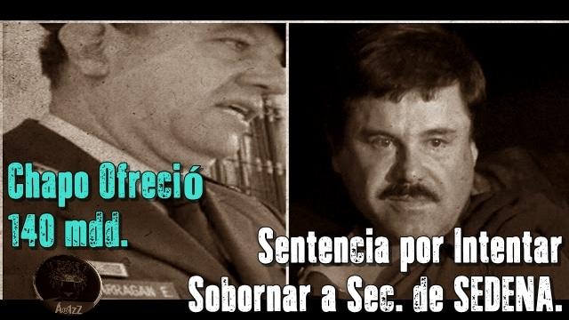 El Chapo ofreció 140 mdd a Galván para que lo dejaran trabajar. Ya