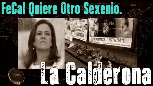 La Calderona.