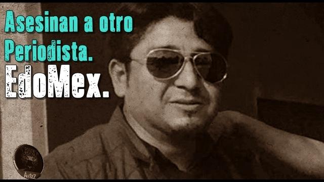 Asesinan al fotoperiodista Mario Delgadillo en el Estado de México