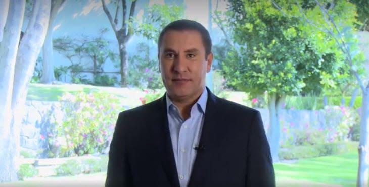 El chacal de Puebla, Moreno Valle, se enoja porque no lo dejan hacer campaña. Se olvida que sigue siendo Jefe de Plaza.