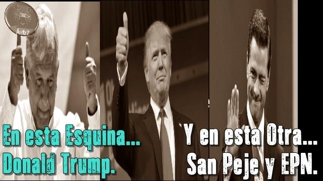 AMLO se pondría del lado de un traidor a la patria, si Donald Trump amenaza a los mexicanos.