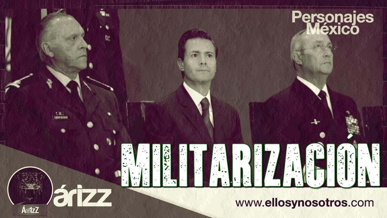 Militarización al estilo Tepic o Reynosa; usted escoja.