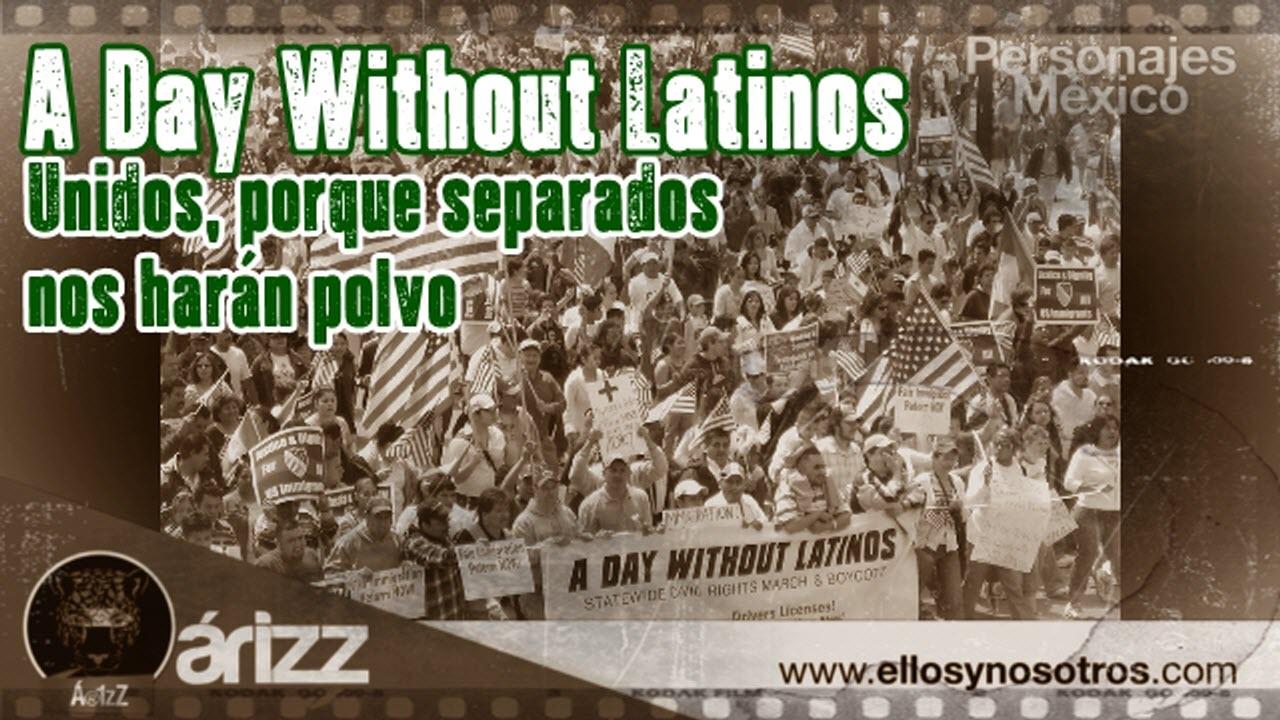 Convocan a 'Un día sin Latinos, Inmigrantes y Refugiados' en Estados Unidos