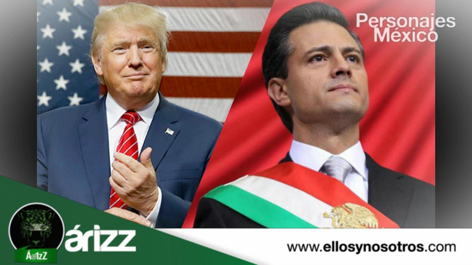 La Casa Blanca investiga filtración de llamada de Trump con EPN.
