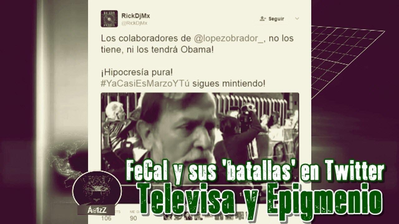 ¿Epigmenio Ibarra a Televisa? ¡Ah, esa 'izquierda' que cobra con la mano derecha!