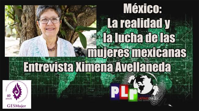 #DíaInternacionaldelaMujer. México: Entrevista con Ximena Avellaneda