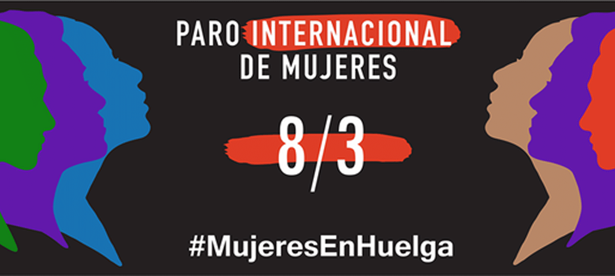 #8M: Paro Internacional de Mujeres.