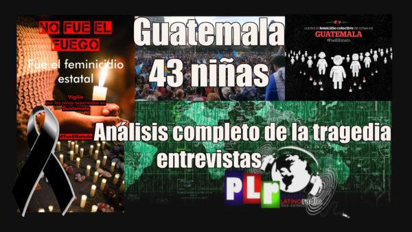 Guatemala 43 niñas