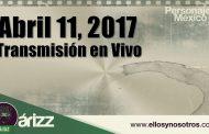 Transmisión en Vivo 11/04/2017