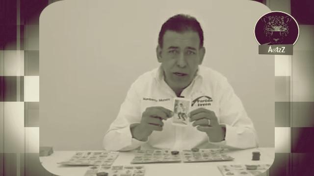 El delincuente Humberto Moreira juega a la lotería: