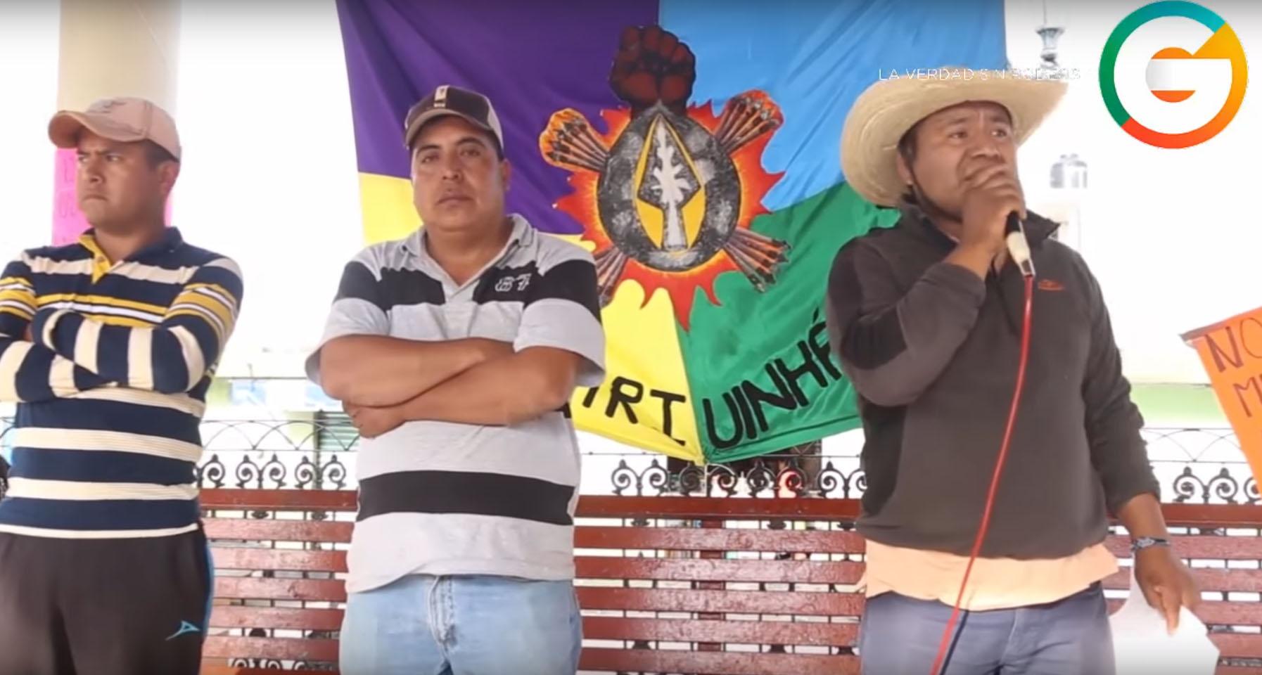 Arantepacua responde: fue un crimen de Estado