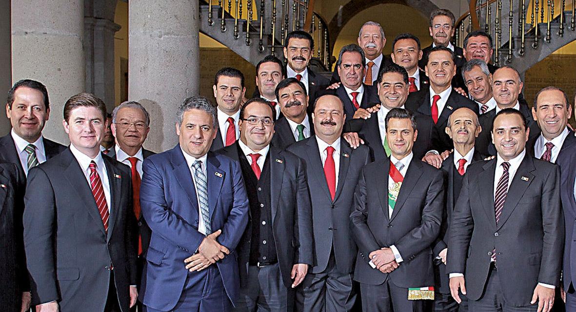 Narcogobernadores en México (entrevista radial)