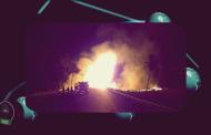 Suman ya 26 muertos en el accidente de una pipa con combustible contra un autobús en la Siglo XXI