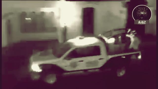 Policía en Tuxla, Gutiérrez, dispara a ciudadanos