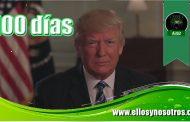 Trump cumple 100 días en la Casa Blanca (video)