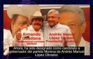 #Video Supuesto grupo de Anonymous acusa a Armando Guadiana, candidato de Morena en Coahuila, de tener vínculos con Los Zetas