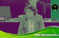 Ana Gomes, diputada en el Europarlamento, exige al mal gobierno en México resolver el asesinato de Javier Valdes