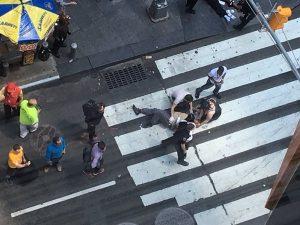 Times Square atentado