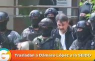 Las imágenes de Dámaso López,