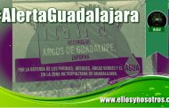 Construyen casas para ricos en los parques públicos de Guadalajara y área conurbada