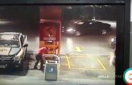 Dos policías municipales ejecutados en San Pedro (Nuevo León) cuando cargaban gasolina